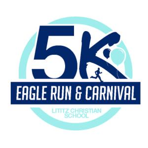 Eagle Run and Carnival Logo 2014