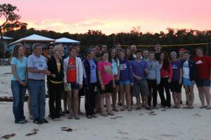 Senior Missions Trip 2012