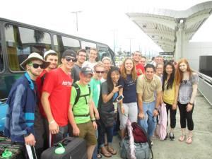 Senior Missions Trip 2013