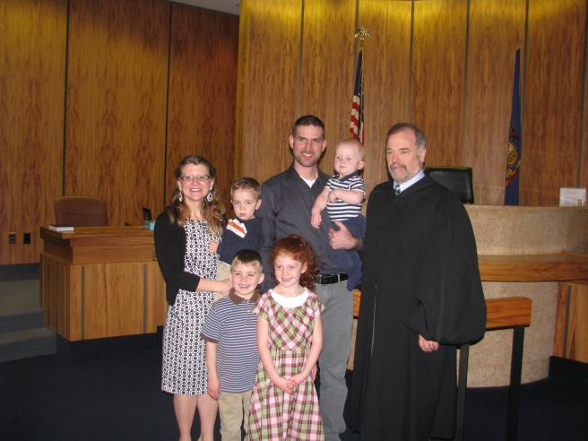 Weaver adoption