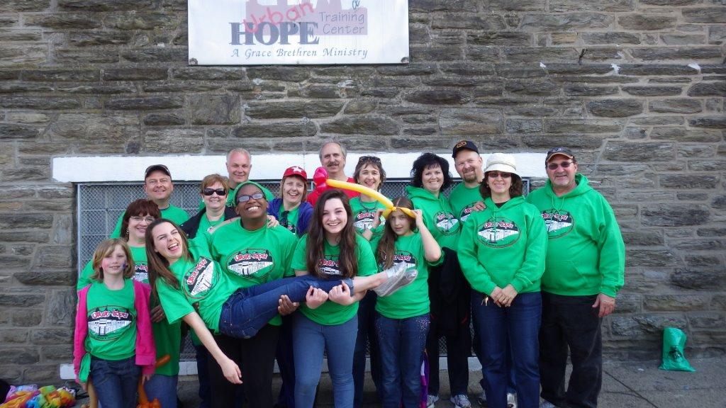 Philadelphia | Engage Through Grace