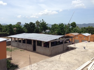 House of Hope - pavilion where VBS takes place