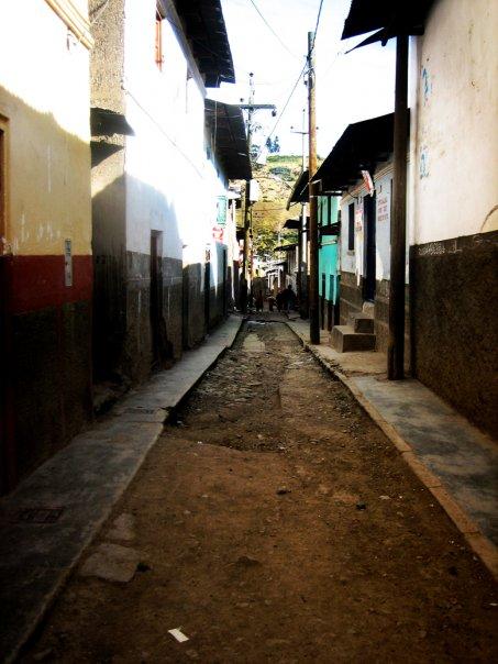 street peru